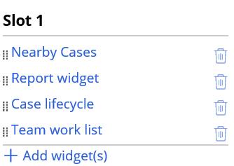 Edit dashboard new slot 1 widget order