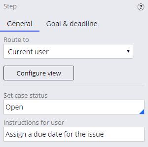 Schedule repair step status