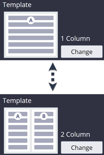 template-change