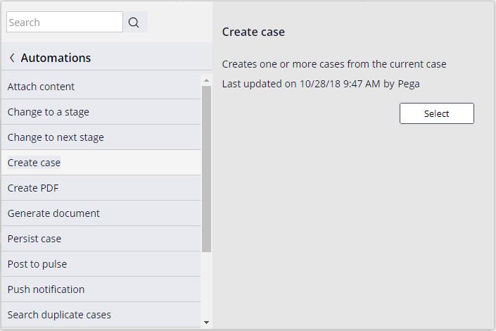 create-case-automation