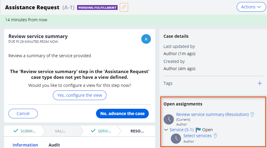 open-assignments-select-services