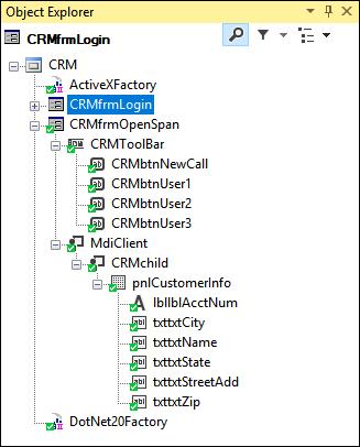 Crm login