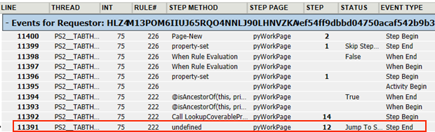 tracer event 11391 highlighter for pywork