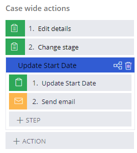 optional action