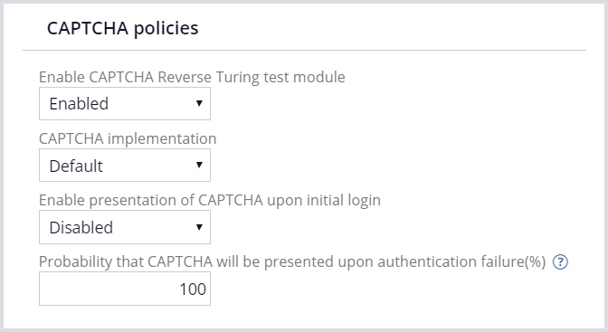 CAPTCHA-policies-challenge-enabled