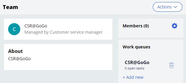 CSR@GoGo team details