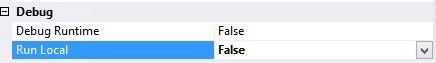 run local false