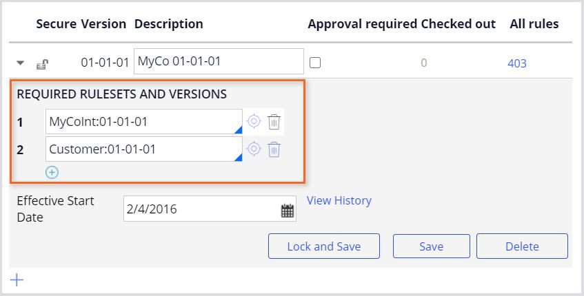 ruleset-validation-application