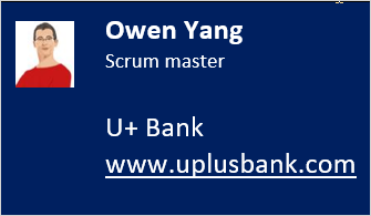Ops Manager persona scrum master