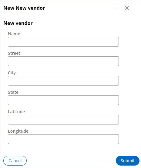 new-vendor-create-view