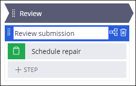 Rename the review submission process