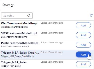 Trigger NBA sales strategy