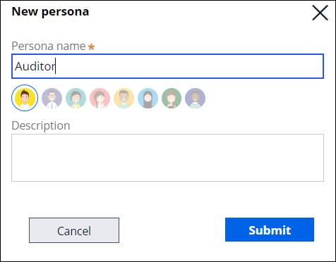 Create-New Persona
