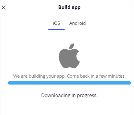 mobile-app-ios-download-in-progress