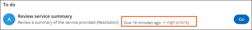 Deadline past due example