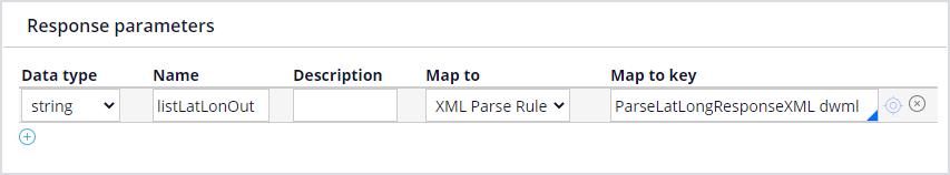 response-parameters