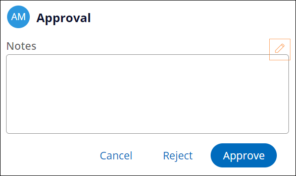 approval step at runtime