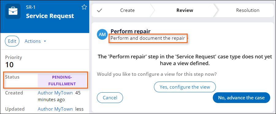 case-status-challenge-perform-repair-note-pendingstatus