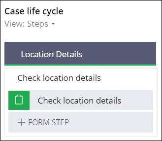 location case type